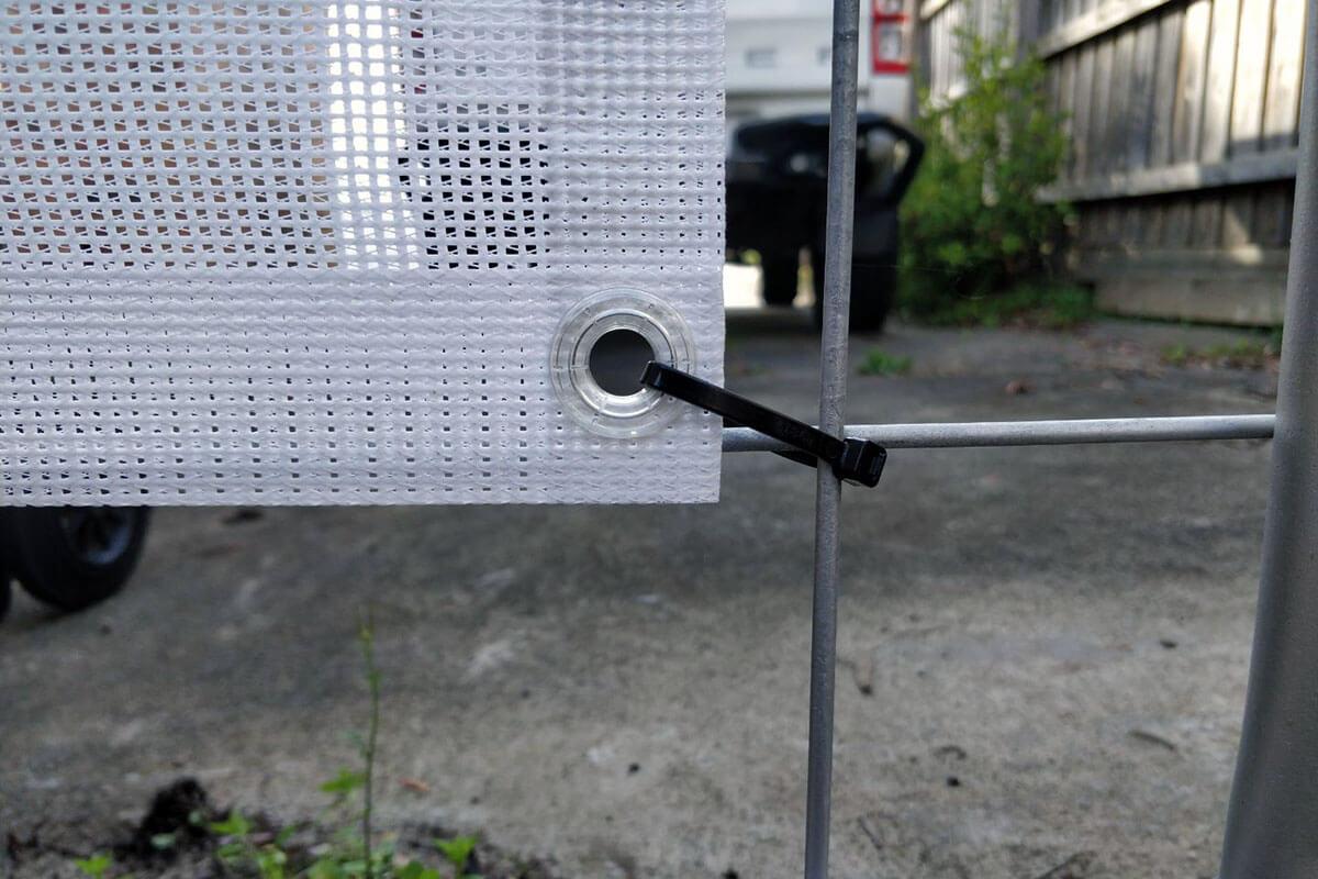 Attach Cable Tie