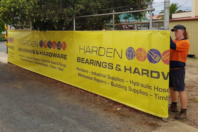 Brilliant Shadecloth For Sale Harden Bearings & Hardware