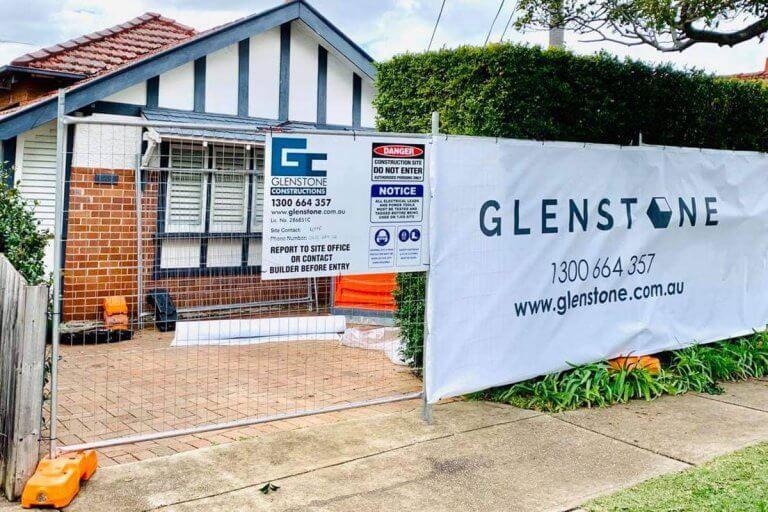 Glenstone Constructions Fence Mesh Shade Cloth