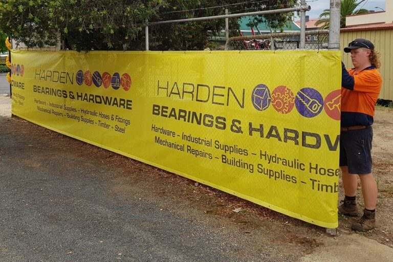 Harden Bearings Printed Shadecloth Prices